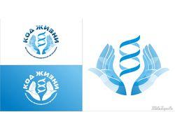 Логотип Код жизни