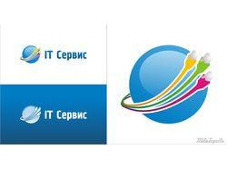 Логотип IT Сервис