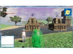 MMO игра Island на движке UDK