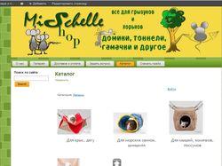 Интернет-магазин Мышель