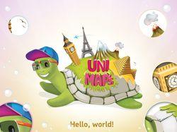 Uni Maps