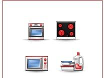 Иконки для интернет-магазина бытовой техники