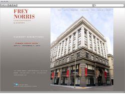Сайт галереи Wendi Norris