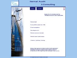 Internal audit and consulting