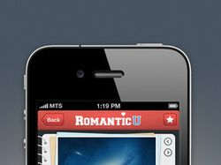 RomanticU for iOS / Android