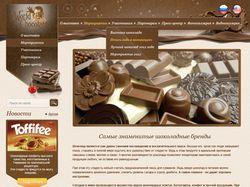 Мир шоколада информационный сайт