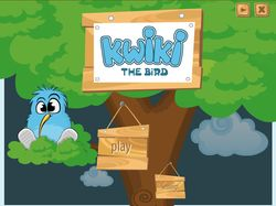 "Игра ""Kwiki the bird"""