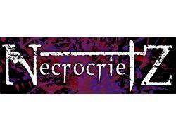 """Логотип для дэткор-группы """"NecrocrietZ"""""""