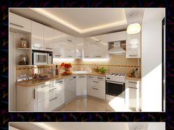 Переделанная кухня